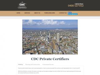 CDC Private Certifiers
